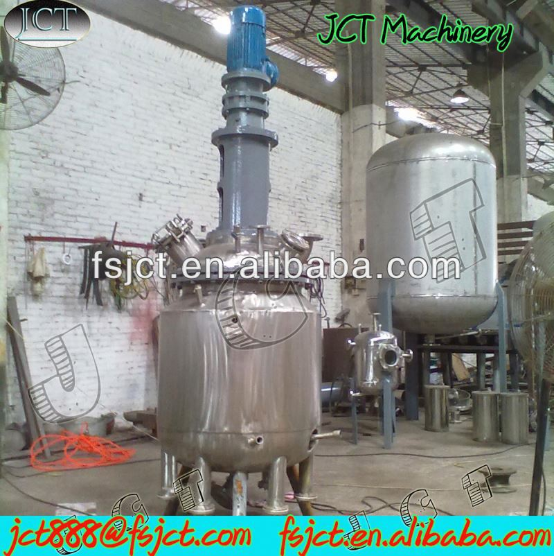 JCT machine for water dissolving liquid glue