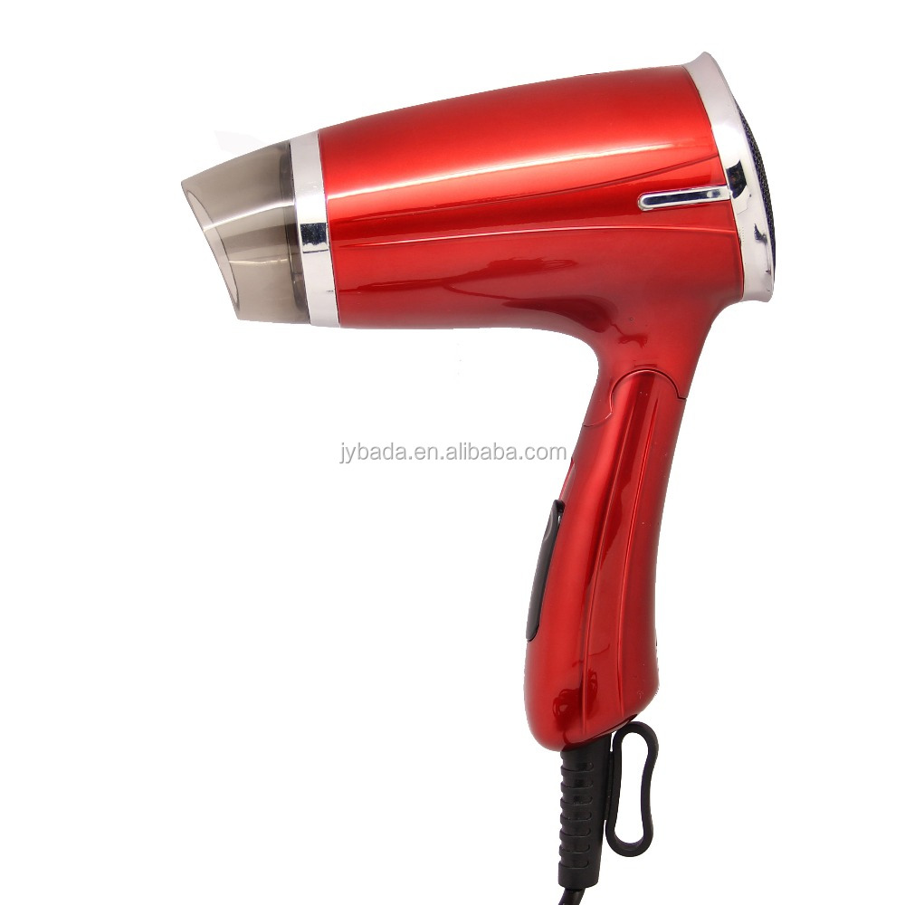 hotel household dormitory fast dry foldable 1200w hair dryer