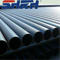 ISO4427/AS/NZS4130 polyethylene water supply pipe