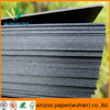 High stiffness 1200gsm in sheet black laminated board
