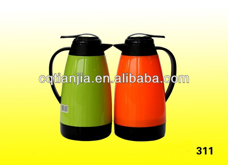 plastic small thermal bottles/thermal container made in china
