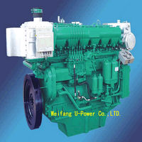 DEUTZ WEICHAI 100hp inboard marine diesel engine for sale
