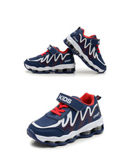 kids sport shoes school boys sports running shoes small moq cheap prices