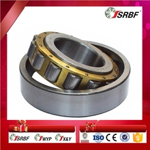 SRBF High precision NU210 0.46kg Cylindrical Roller Bearing
