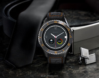Quad core android 5.1 I2 smart watch with 70 language for mobile phone made in china