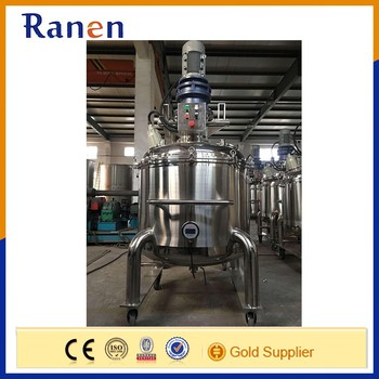 Multifunctional Mixing Tank for Paint/Liquid Detergent/Soap