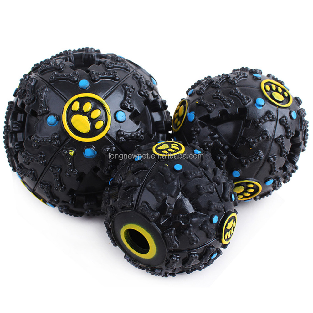 Squeaky Ball Treat Dog Toys for Sale