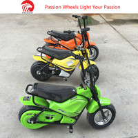 Passion micro mini 24V 250w chinese dirt bike for kids gift