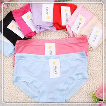 Moq.30pcs high quality sorted colors Special women's modal <strong>underwear</strong>