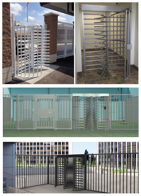 RAP-ST296 Good Quality China Supplier Customization Full Height Turnstile gate