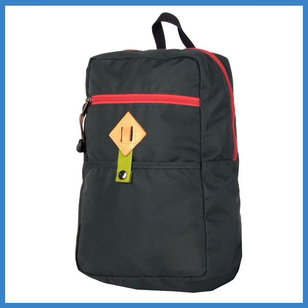 Basic style 450 polyester backpack waterproof