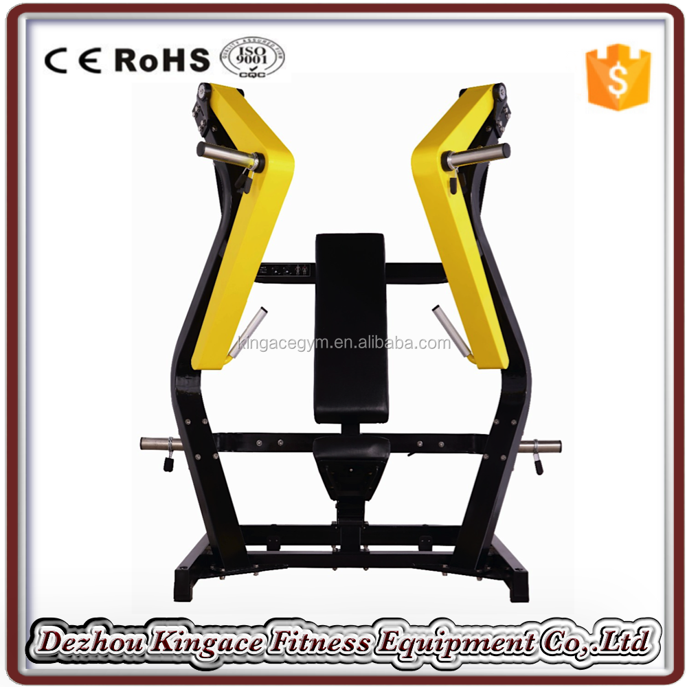 Pure Strength Equipment Techno Plate Loaded Wide Chest Press