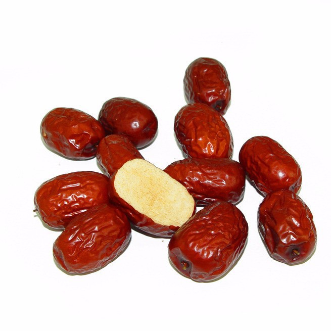 High quality Chinese Xinjiang organic red dates wholesale price