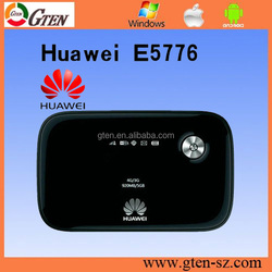 Real stock 150M 4G LTE Huawei E5776 Cat 4 LTE B3/B7 B42/B43 support 6 pin SIM CARD