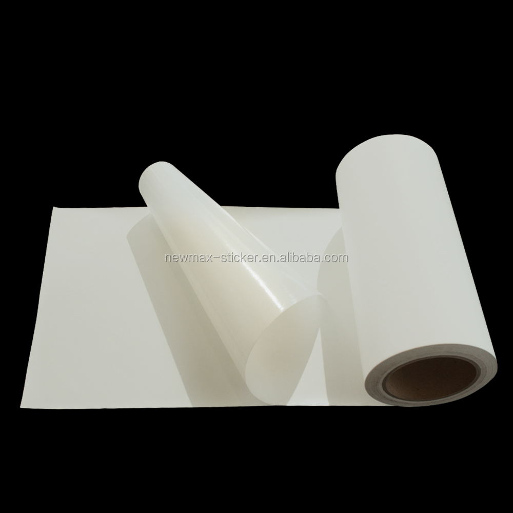 Plain uncoated woodfree offset self adhesive sticker label paper