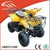 110cc gas four wheeler ATV cheap for kids with CE/EPA racing sports