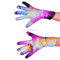 Fashion diving gloves neoprene gloves