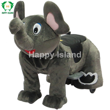 HI electric zippy animal rides horse coin operated ride on animals