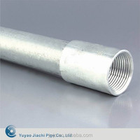 Multifunctional rigid steel metal conduit