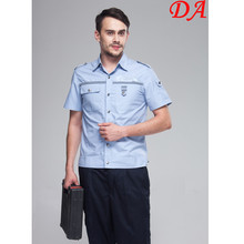 Lowest Price Comfortable CVC Material Airline Twill Summer Work Suit