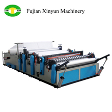 Widely used Toilet Tissue jumbo roll paper converting machine