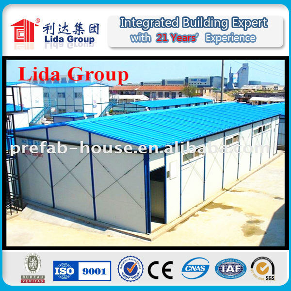 Malaysia Eps Concrete Prefabricated Houses/fireproof Wall Partition Prefabricated Housing/Concrete Prefabricated Houses
