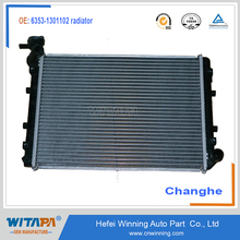 Manufacture Changhe Car Spare parts 6353-1301102 radiator
