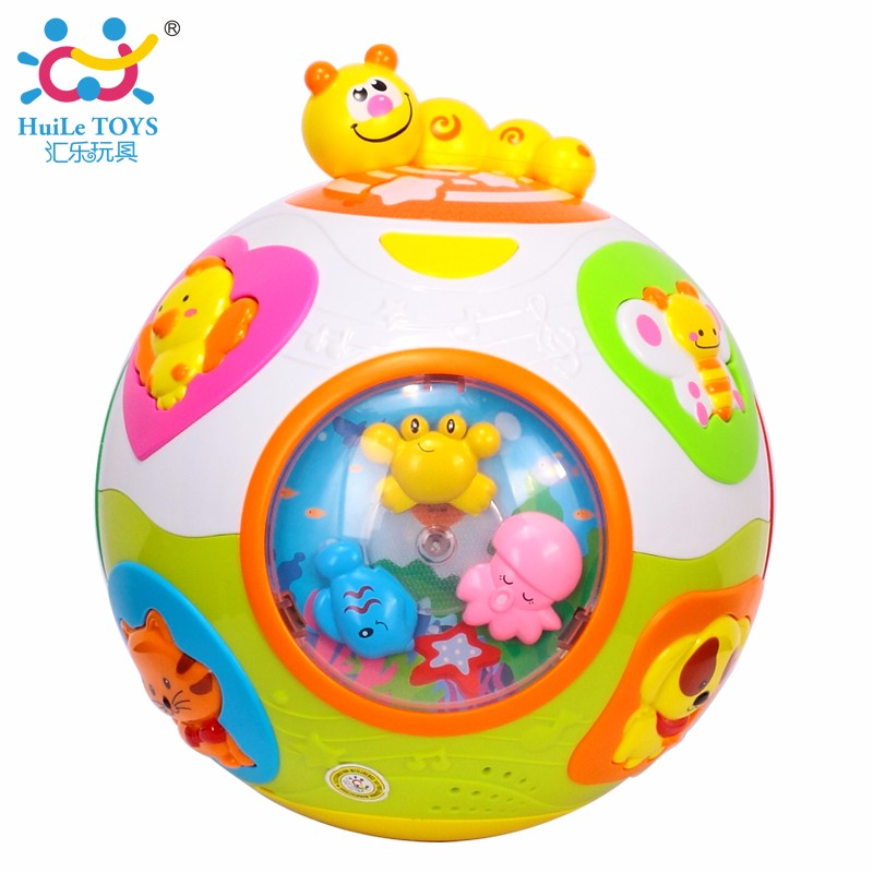 2017 Hot Selling Huile Activity Baby Toys 938