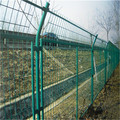 PVC Coated welded triangle Bending Fence Wire Mesh