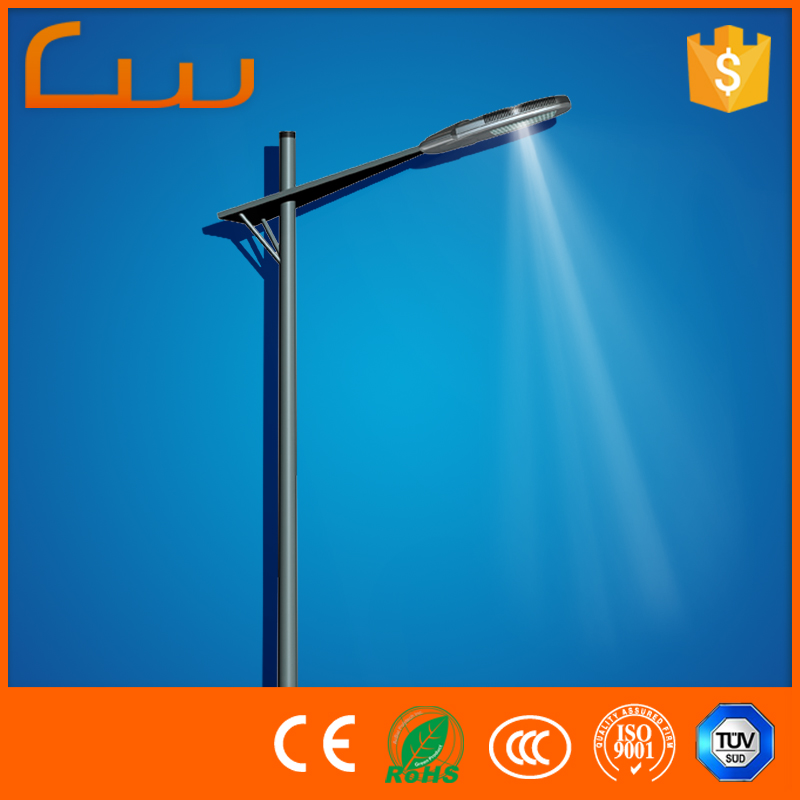 Alibaba durable factory classic 180w LED street light with 8m lamp pole