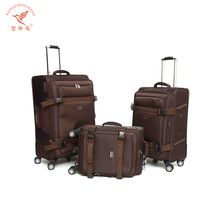 Wholesale 3 pcs hotsale imported suitcases, bags travel luggage bags with computers laptop