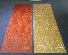 natural latex rubber products ,2015 new design foldable yoga mat custom printed