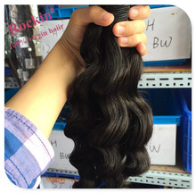 10A Grade 100% Natural Raw Burmese Hair Bundles,Smooth Body Wave Unprocessed Burmese Virgin Hair Extensions