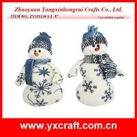 All size new design and custom christmas plush stuffed soft snowman toy