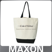 New arrival fashion cheap plain tote canvas bags ,China manufacturer