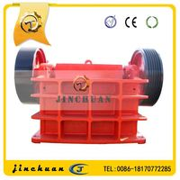 zhongtai brand large capacity jaw crusher made in henan china