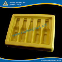 thermoforming plastic PS tray