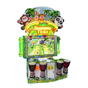 Crazy Pasture redemption simulator game machine arcade machine