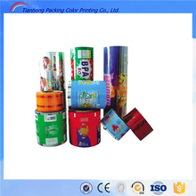Mylar polyester stretch film jumbo roll