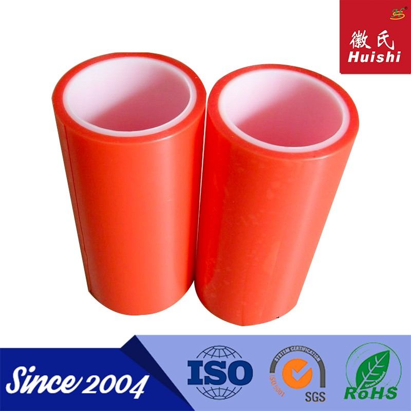 ISO SGS Certified Log Roll Polyester Film Adhesive Tapes With Plastic Liner