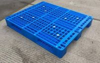 3 Skids Euro Pallet Warehouse Pallet Rack, Pallet Racking