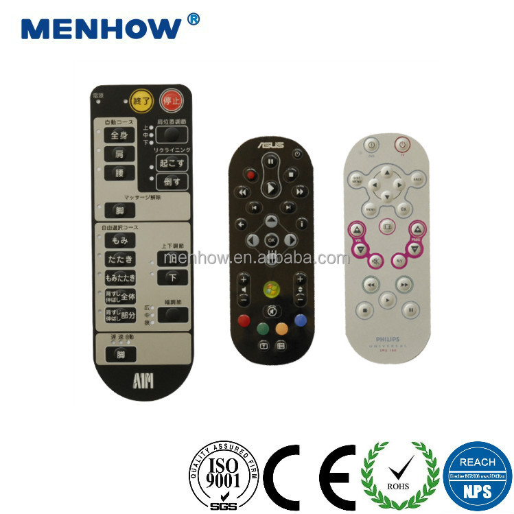 Cheap price electronic home appliance silicone rubber kaypad keypads