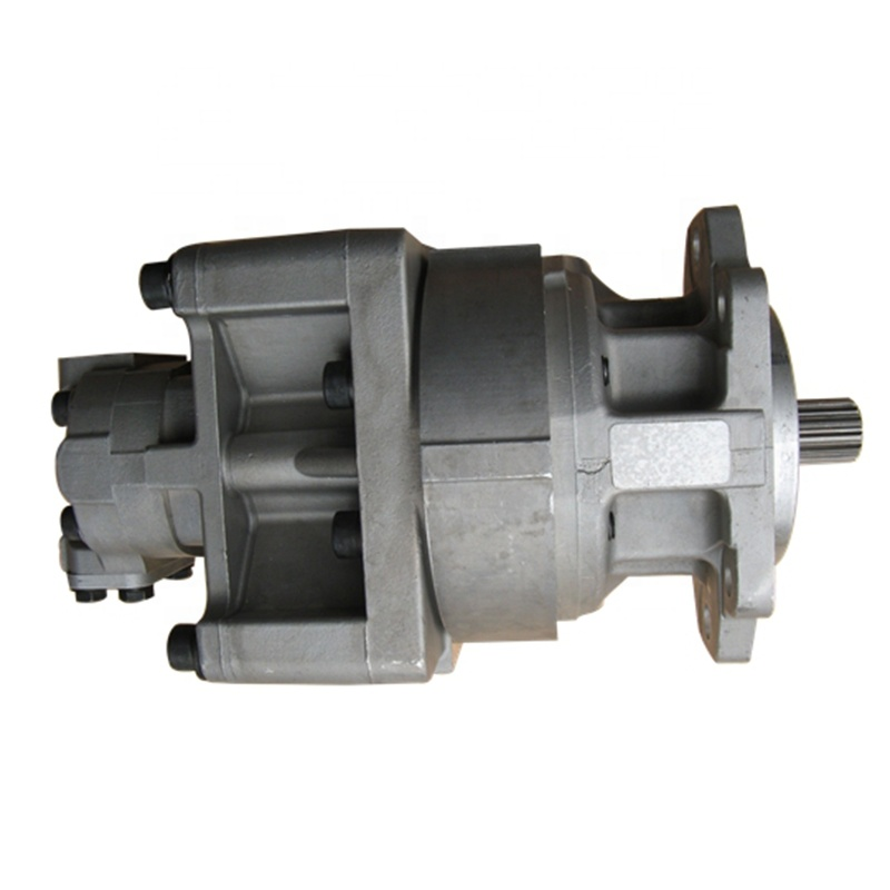Gear pump for <strong>bulldozer</strong> <strong>D155A</strong>-5 part number 705-52-40160