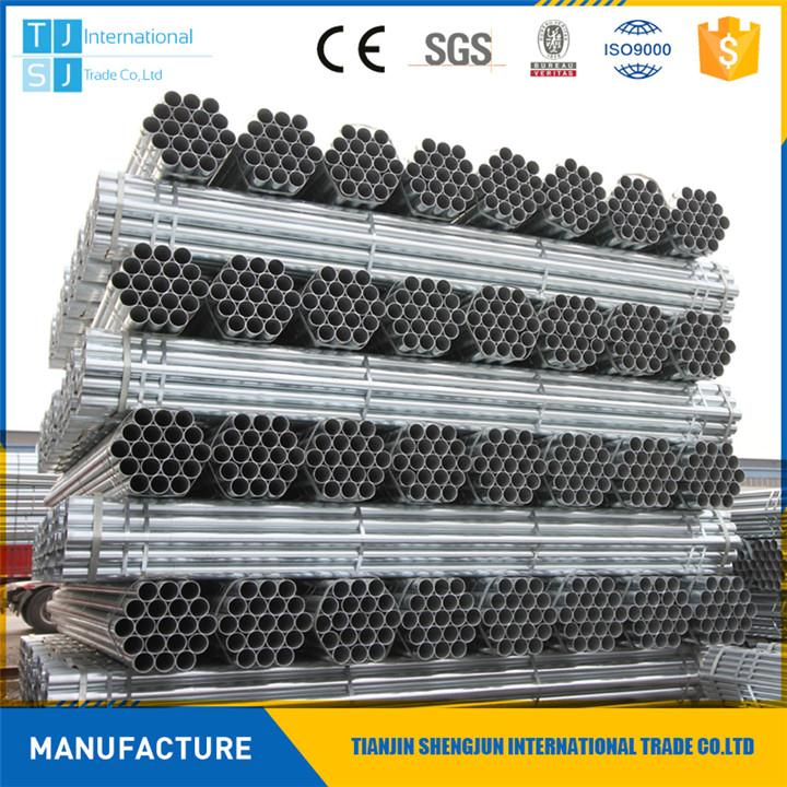 Hot selling bollards 100x100x10 price galvanized square steel tube with low price