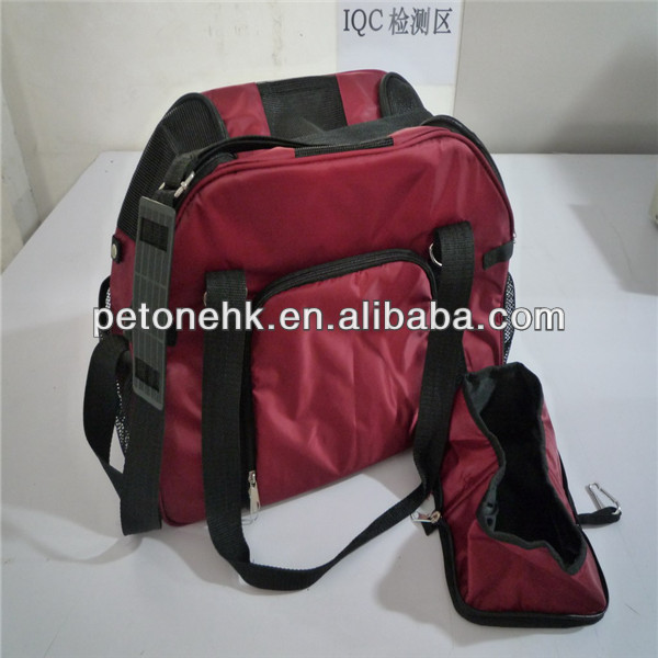 special folding pet carrier plastic