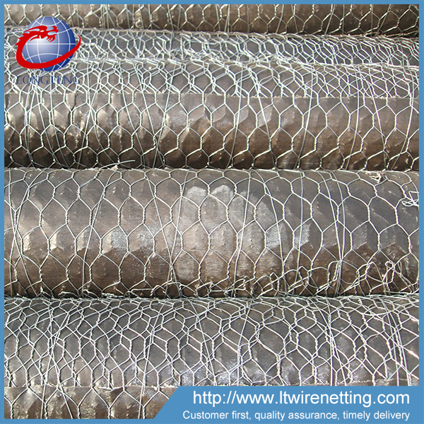 Factory price 3/4 inch galvanized hexagonal chicken wire mesh / chicken wire netting
