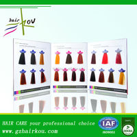 ISO hair color chart hair dye color chart for salon