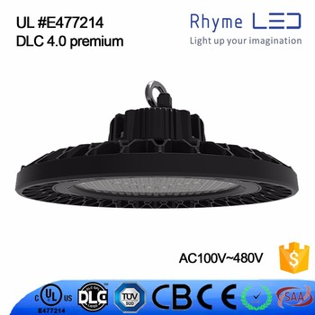 Round High Bay Led Lighting Fixture Ufo 240w Led High Bay Light ...