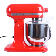 320W 500W portable food used kitchen stand mixer with stainless steel bowl