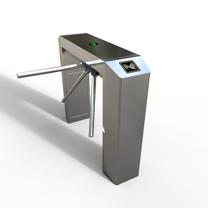 Wholesale custom Semi-Auto rfid access control tripod turnstile, Low price security tripod turnstile gate